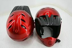 Razor Full Face Cutting Youth Helmet W Ergonomic Interior He