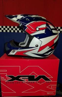 AFX - FX 17 LONE STAR Offroad ATV DIRT BIKE Helmet ADULTS