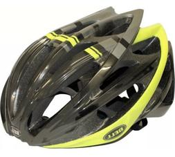 Bell Gage Bicycle Helmet, Adult Large, Black/Yellow