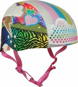 Raskullz Girls Loud Cloud Sparklez Helmet /Cloud Ages 8+