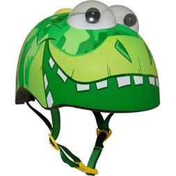 9ab586189c1 Raskullz Googly Eye Dino Toddler 3+ Multisport Helmet