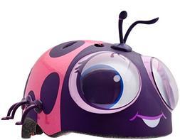 Raskullz Googly Eye Lady Toddler 3+ Multisport Helmet