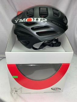 Suomy Gunwind Bicycle Helmet Flat Black/Grey Size XS-M  *BRA