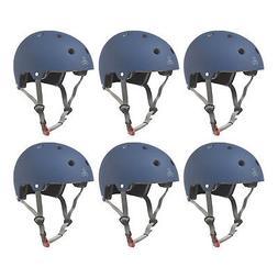 Triple 8 Hardened Dual Certified Skate Bike L/XL Helmet w/ L