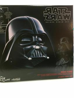 HASBRO Star Wars The Black Series Darth Vader Premium Electr