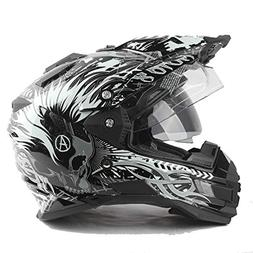Loyasun Helmet Adventure Style Motorcycle Rally Helmet Profe