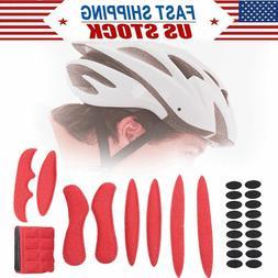 Universal Cycling Helmet Pads Sealed Sponge Bicycle Helmet of Inner Pads Pr P1P6