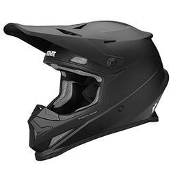 Thor Helmet Sector Matt MX Helmet Large Black