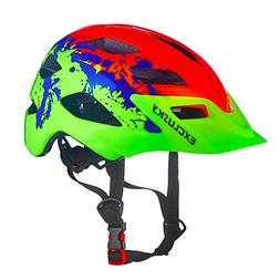 Exclusky Kids Helmets for Bike/Skate/Multi-Sport Lightweight