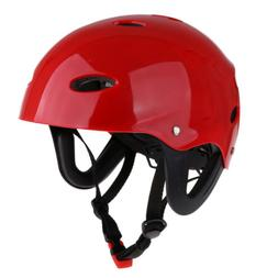 High Visible Water Rescue Helmet CE Approves Kayak Drifting