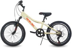 Hiland 20 Inch Kids Mountain Bicycle For Ages 4-9 Years Old