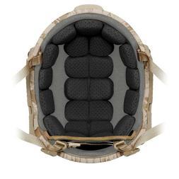 impax superior helmet pad set for mich