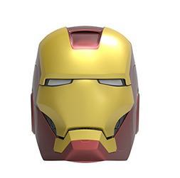 Iron Man Helmet Bluetooth Speaker D4