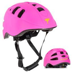 Flybar Junior Helmets for Kids Pink, Large