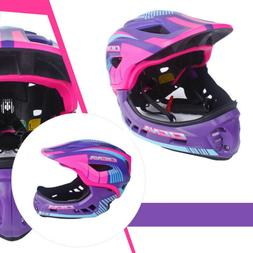 CIGNA Kids Bicycle Bike Convertible Helmet Black S-size w/Bl