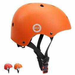 Xjd Kids Bike Helmet Adjustable Toddler Helmet Cpsc Certifie