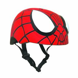 Kids Bike Helmet Child Marvel Spiderman Bike Scooter Skate S