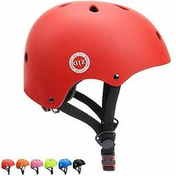 Kids Bike Helmet Toddler Adjustable CPSC Certified Ages 3-8