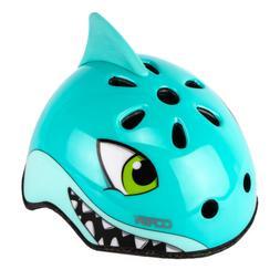 Kids Bike Helmets Boys Sports Helmet 3D Cartoon Helmets for