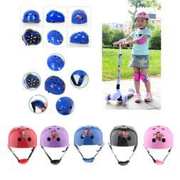Kids Children Protective Helmet Bicycle Roller Inline Skate
