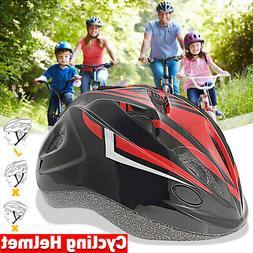 Kids Children Safety Helmet Adjustable Bicycle Bike Skating