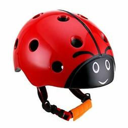 DR BIKE Kids Helmet Adjustable from Toddler to Youth Size, A