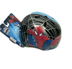 kids spiderman bike helmet ages 5 8