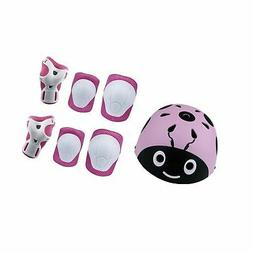 Warm House Kids Toddler Protective Gear and Helmet Sets,3 to