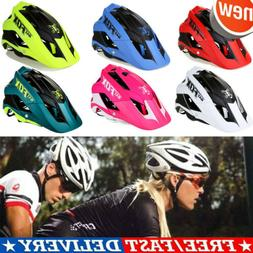 KINGBIKE Mens Women Helmet Bike Bicycle Cycling 6 Colors Mou