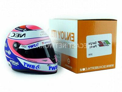 1 2 casques s perez force india