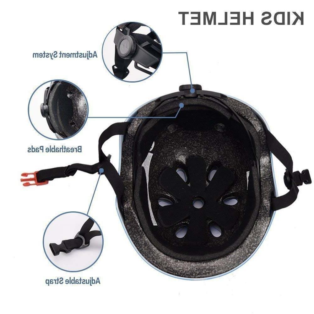 1 Adjustable Helmet Kids Impact
