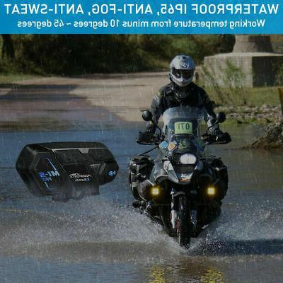 2000m Helmet Bluetooth 8 Riders Communication
