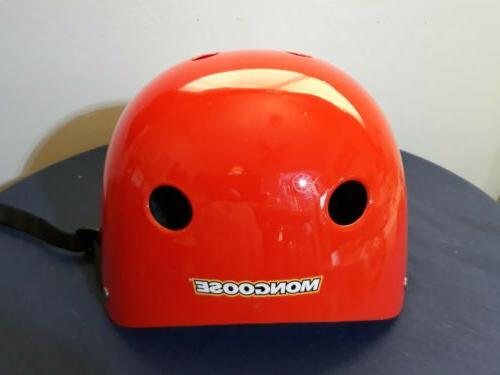 Mongoose Bike Helmet Ages 5-8 Extreme