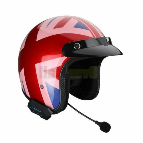 Bluetooth Helmet Headset Headphone Speaker