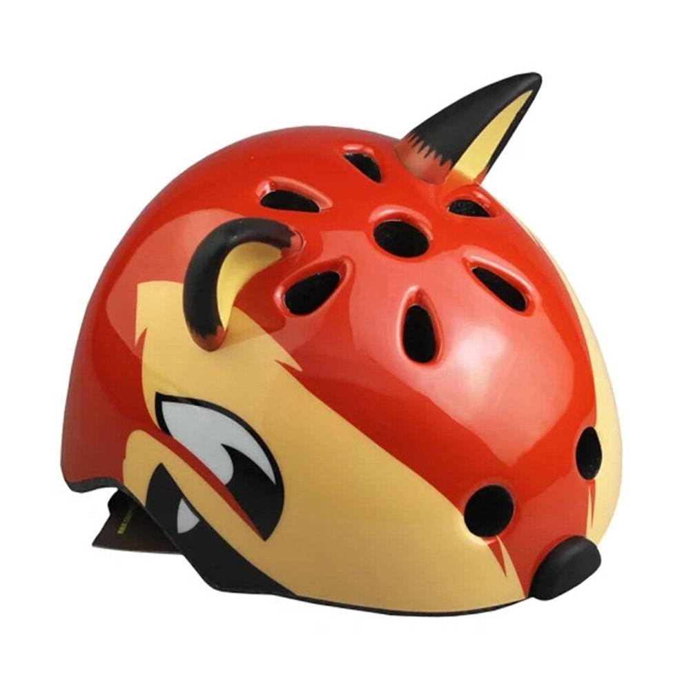 3-8 Children's Bike <font><b>Helmets</b></font> High Cartoon Child Riding <font><b>Helmets</b></font> Skiing <font><b>Helmet</b></font>