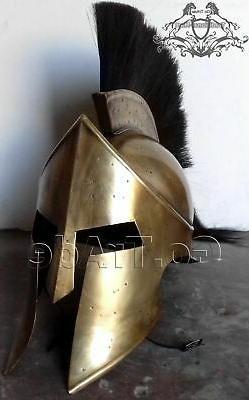 300 Movie Spartan King Leonidas Medieval Helmet Greek Roman