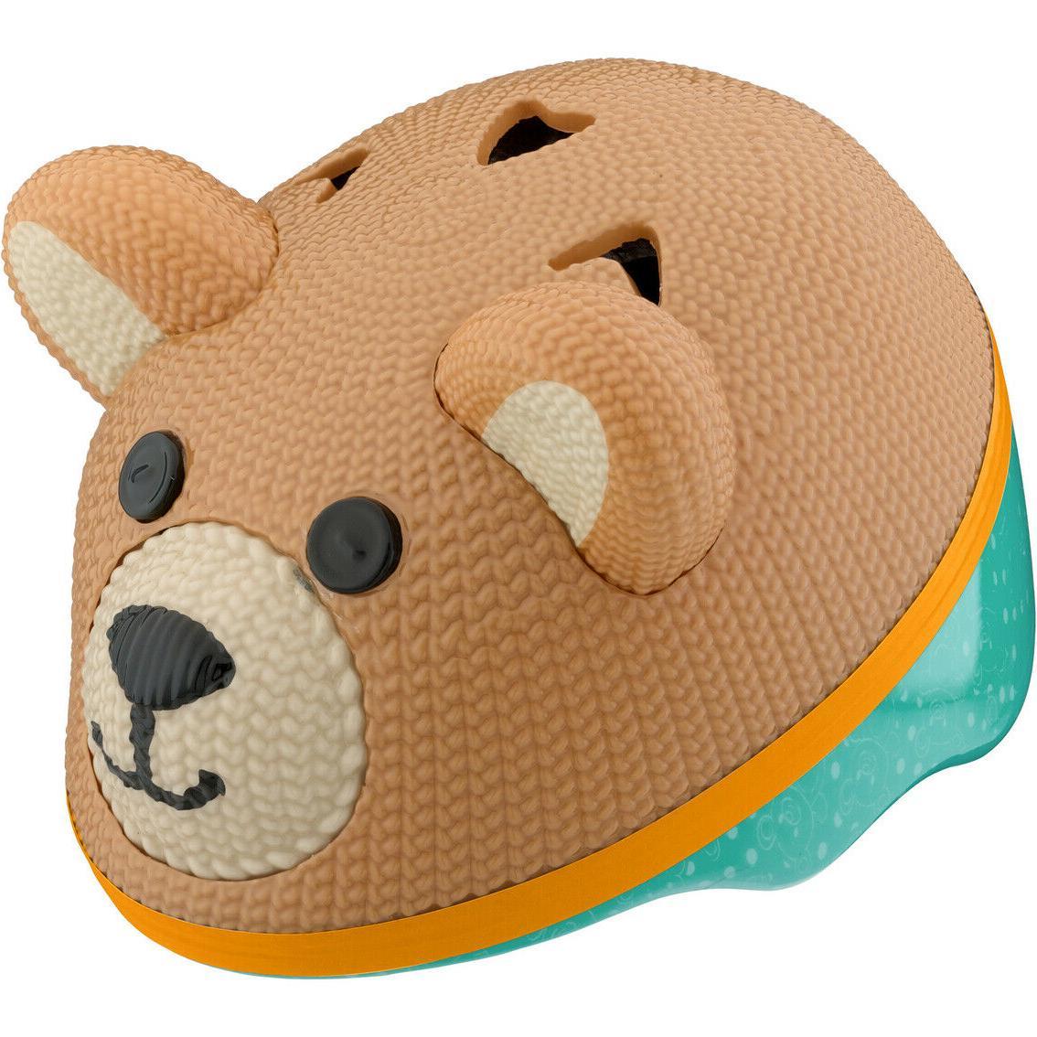 3d teddy bear helmet