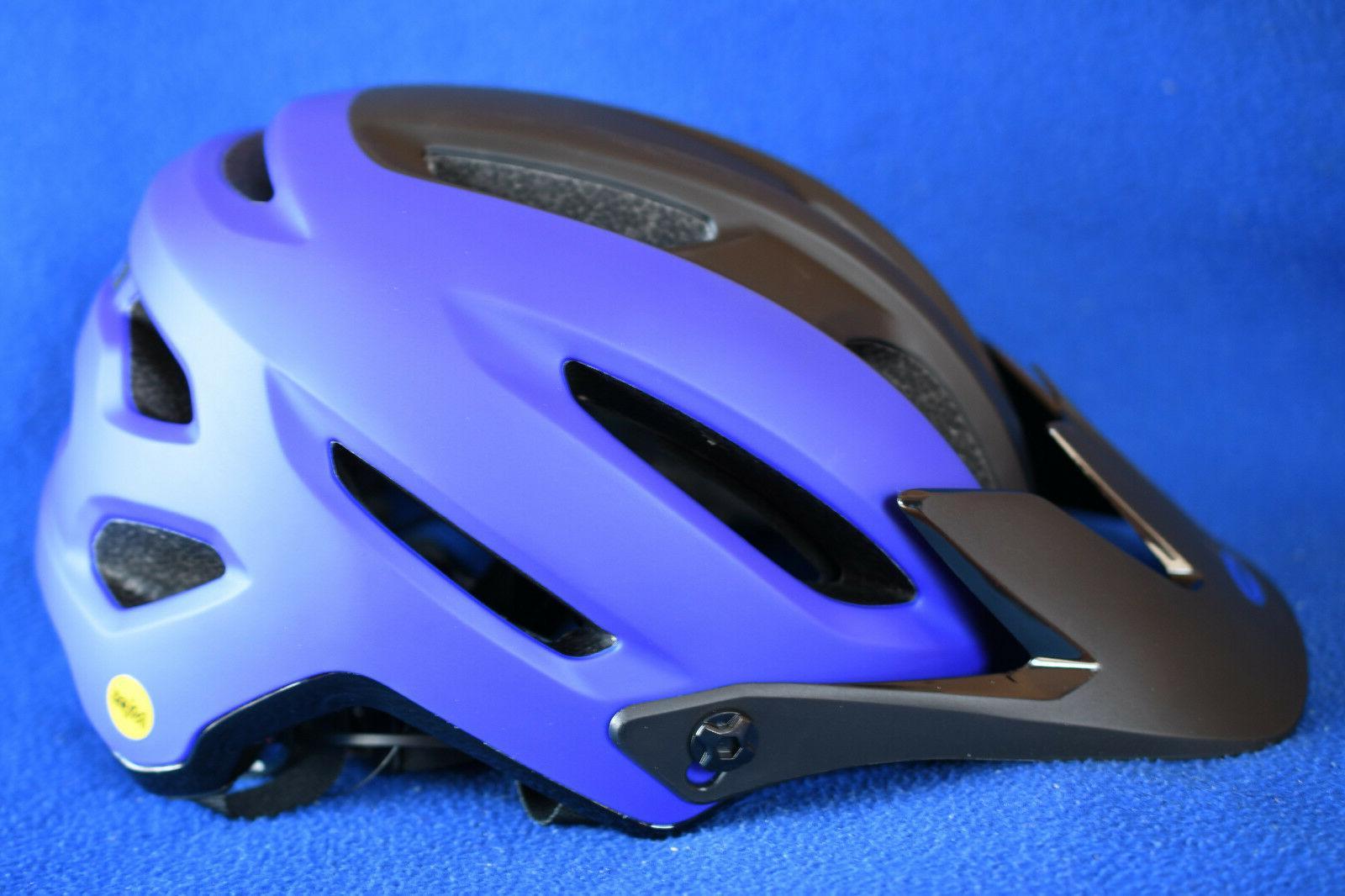 4forty mips mountain bike helmet matte pacific