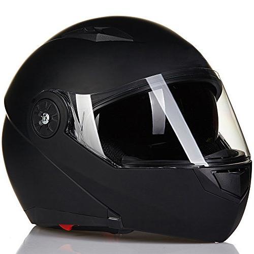 ILM 8 Motorcycle Modular Flip Visor Helmet