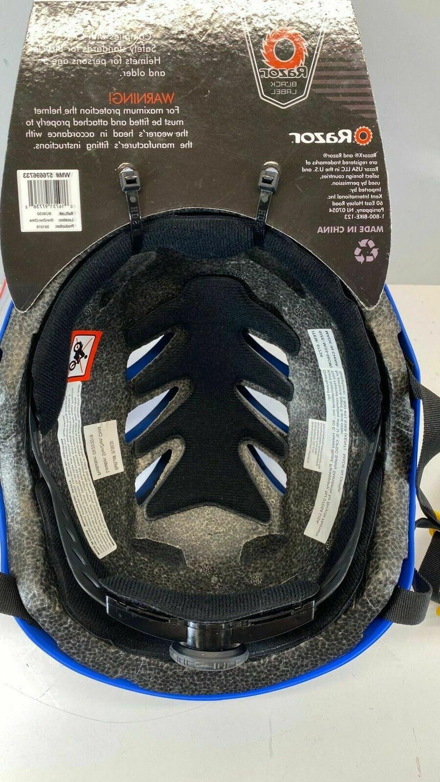 Razor Multi-Sport Helmet - Blue