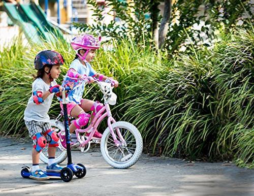 Bell Children 3D Web Slinger Multi-Sport Helmet