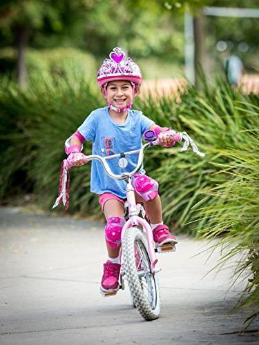 Bell Children Tiara Princess Bike