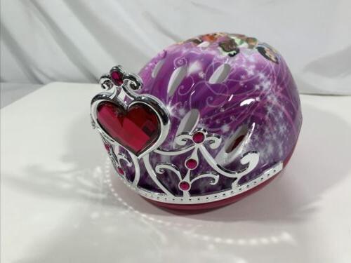 Bell Children 3D Tiara Princess Pink