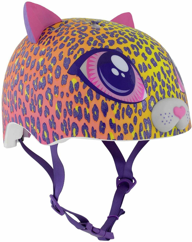 Raskullz Cutie Cat Helmet, 5+ Years, Yellow