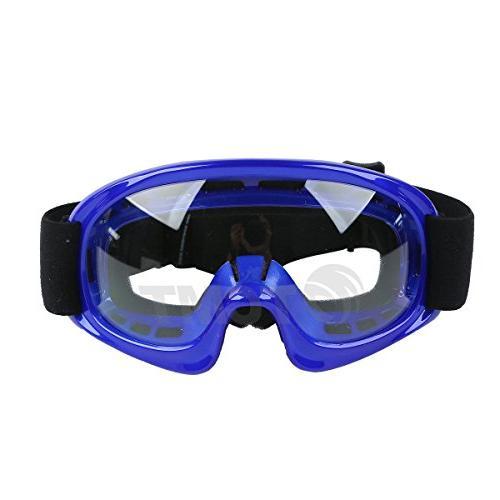 Kids Motocross Street Helmet Flame Helmet Bike Helmet+Goggles+gloves