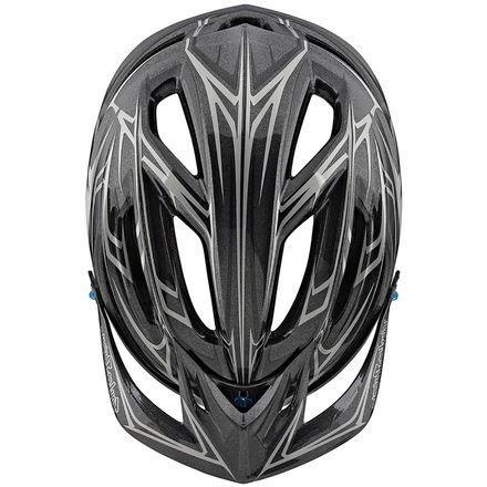 Troy A2 MIPS Bicycle Helmet-Gray-XL/2XL