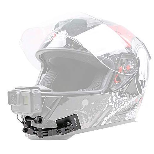 aluminum motorcycle helmet chin mount