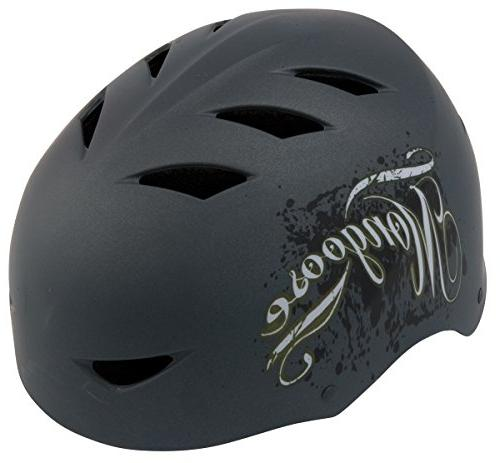 animal skull hardshell youth helmet