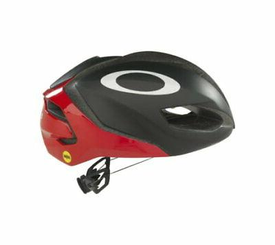 aro5 helmet men s red line large