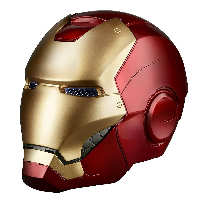Avengers Legends Man Electronic Helmet